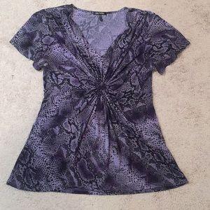Pretty snake skin shirt